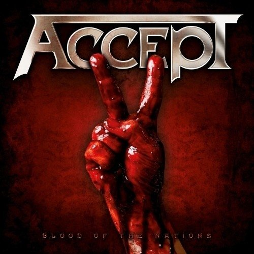 Accept - Blood Of The Nations (Nac/2 Bonus)