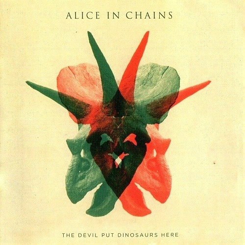 Alice In Chains - The Devil Put Dinosaurs Here (Nac)