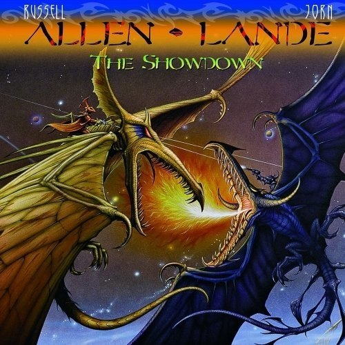 Allen/Lande - The Showdown (Nac/1 Bonus)