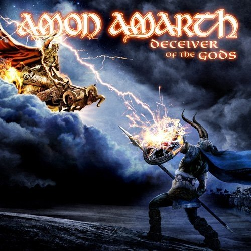 Amon Amarth - Deceiver Of The Gods (Nac)