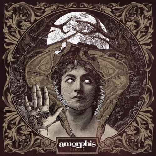 Amorphis - Circle (CD/DVD) (Nac/1 Bonus)