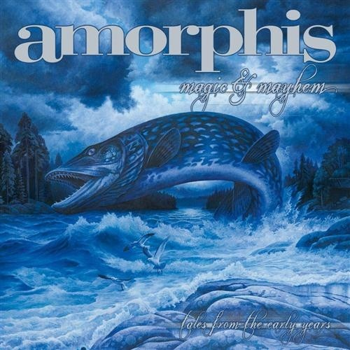 Amorphis - Magic And Mayhem: Tales From The Early Years (Nac/1 Bonus)