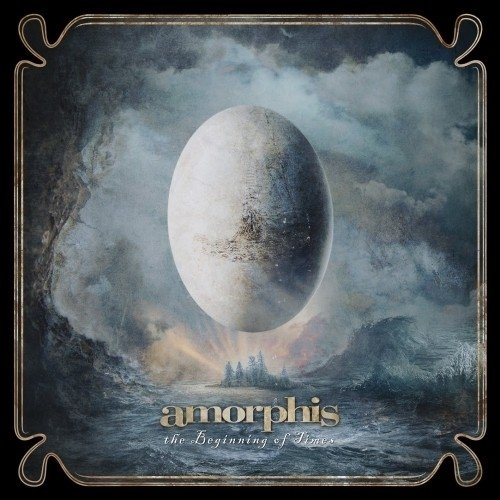 Amorphis - The Beginning Of Times (Imp/Am/1 Bonus)