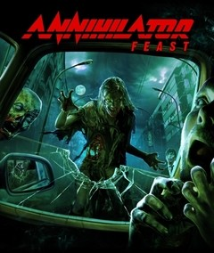 Annihilator - Feast (Special Limited Edition) (2CDS/DVD) (Capa 3D) (Imp/EU)