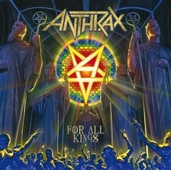 Anthrax - For All Kings (Duplo/Nac/Digipack) (Limited Edition)