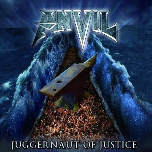 Anvil - Juggernaut Of Justice (Nac)