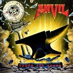 Anvil - Pound For Pound (Nac)