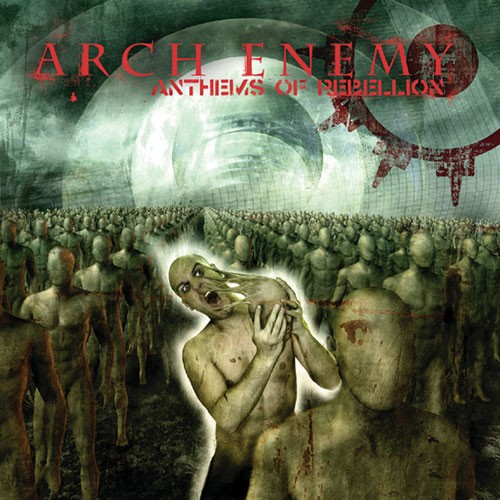 Arch Enemy - Anthems Of Rebellion (CD/DVD) (Nac)