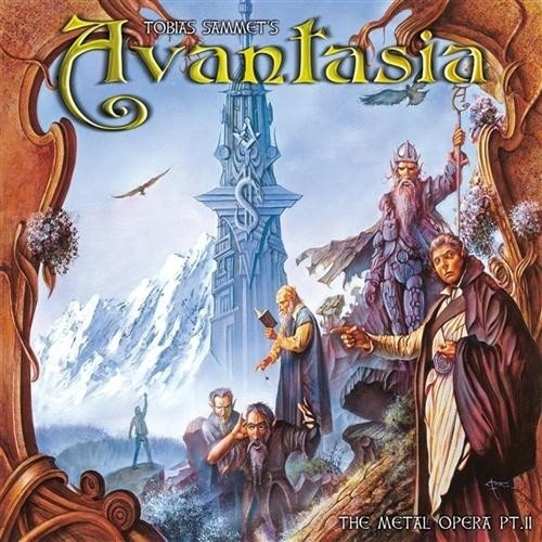 Avantasia - The Metal Opera Part II (Nac)