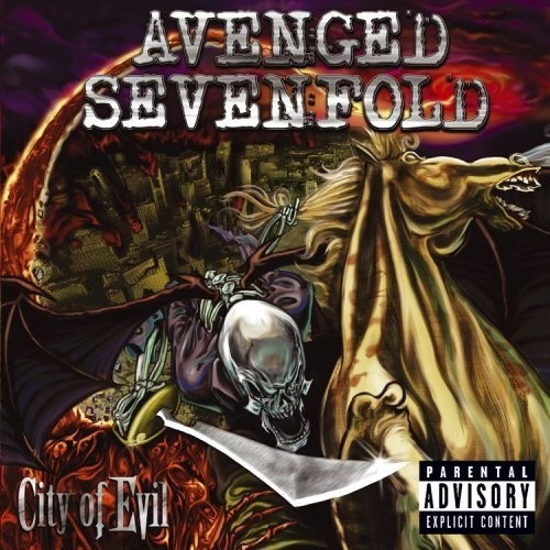 Avenged Sevenfold - City Of Evil (Nac)