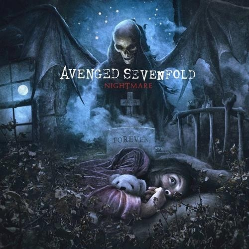 Avenged Sevenfold - Nightmare (Nac)