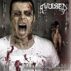 Avulsed - Yearning For The Grotesque (Nac/3 Bonus)