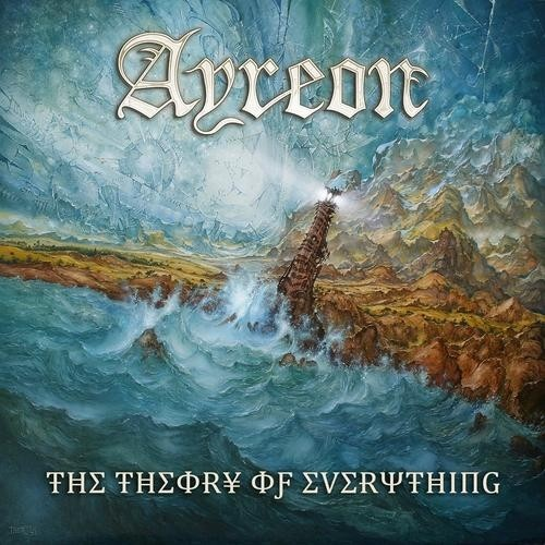 Ayreon - The Theory Of Everything (Nac/Duplo)