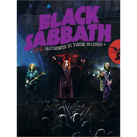 Black Sabbath - Live… Gathered In Their Masses (DVD/CD) (Nac)