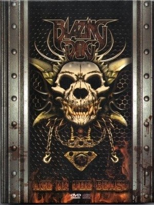 Blazing Dog - Age Of The Beast (DVD/CD) (Nac/Digipack)