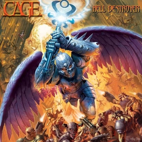 Cage - Hell Destroyer (Nac)