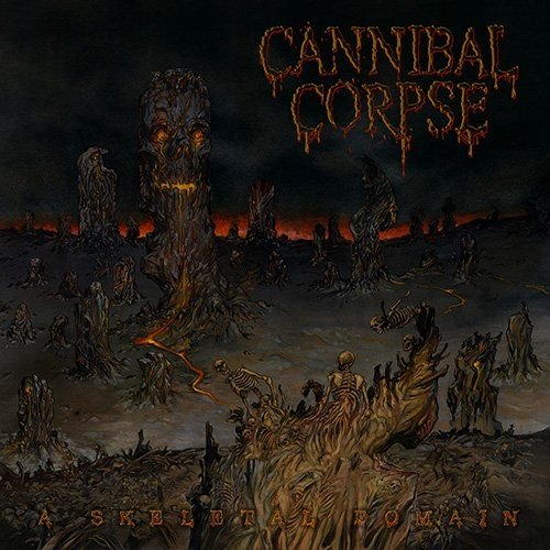 Cannibal Corpse - A Skeletal Domain (Nac/Digipack)