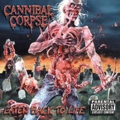 Cannibal Corpse - Eaten Back To Life (Nac/1 Bonus)