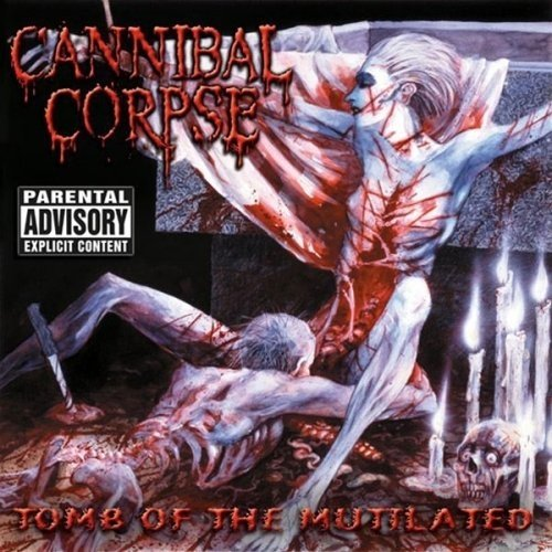 Cannibal Corpse - Tomb Of The Mutilated (Nac/1 Bonus)