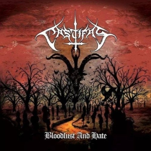 Castifas - Bloodlust And Hate (Nac)