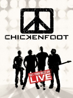 Chickenfoot - Get Your Buzz On Live (DVD/Nac)