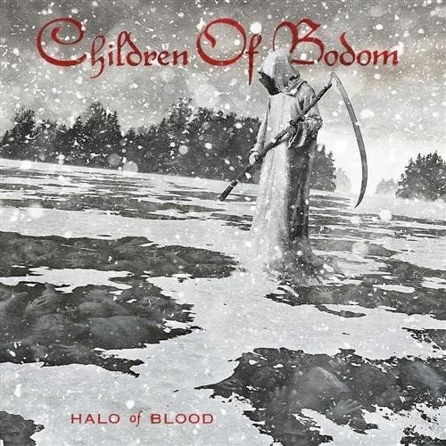 Children Of Bodom - Halo Of Blood (Nac)