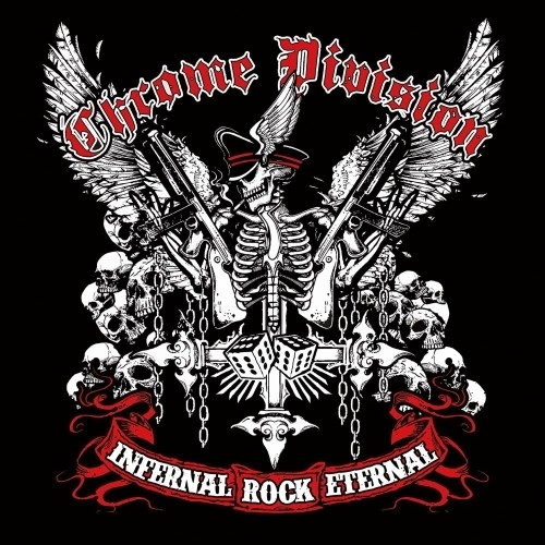 Chrome Division - Infernal Rock Eternal (Nac/1 Bonus)