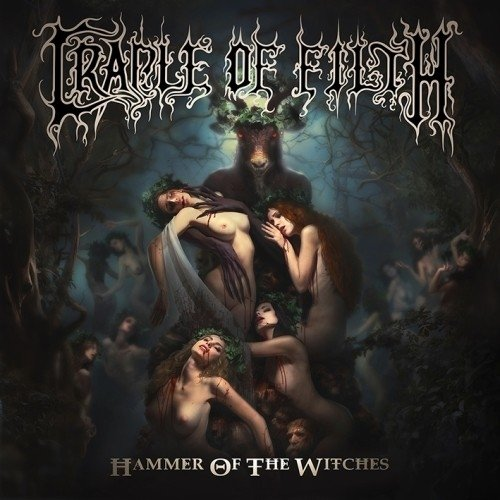 Cradle Of Filth - Hammer Of The Witches (Nac/2 Bonus)