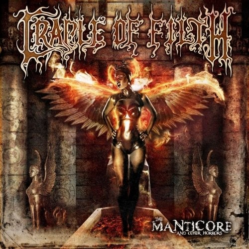 Cradle Of Filth - The Manticore And Other Horrors (Nac)