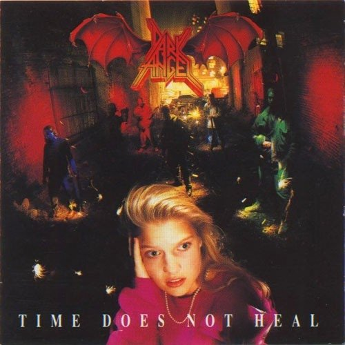 Dark Angel - Time Does Not Heal (Nac/2 Bonus)