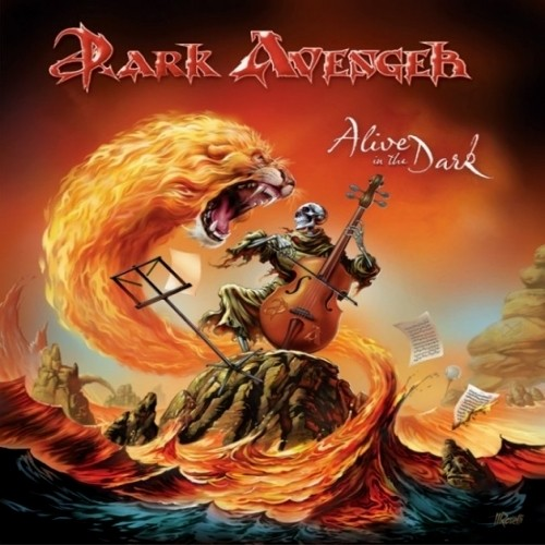 Dark Avenger - Alive In The Dark (Nac/Duplo/Paper Sleeve)