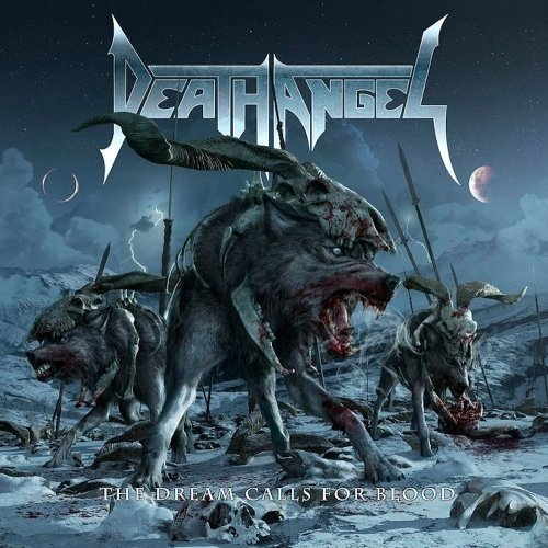 Death Angel - The Dream Call For Blood (Nac/1 Bonus)
