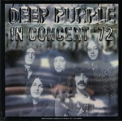 Deep Purple - In Concert 72 (2012 Mix) (Nac/1Bonus)