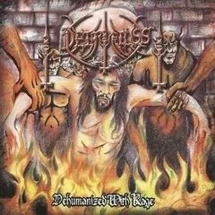 Detriktuss - Dehumanized With Rage (Nac)
