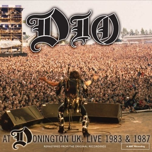 Dio - At Donington UK: Live 1983 And 1987 (Nac/Duplo/Digipack)