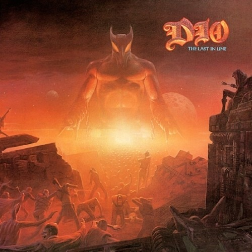 Dio - Last In Line (Nac)