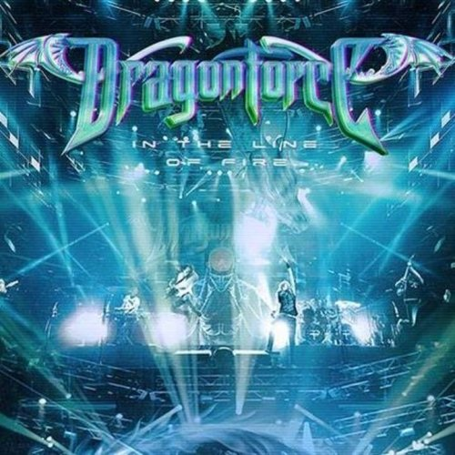 Dragonforce - In The Line Of Fire (CD/DVD) (Nac)