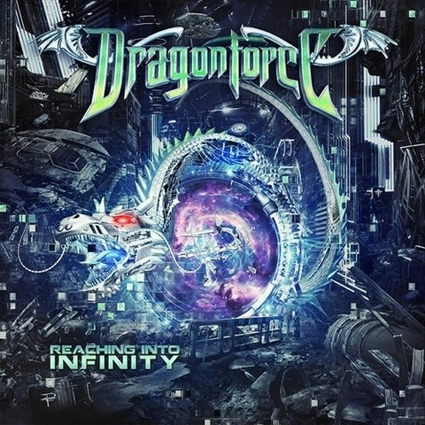 Dragonforce - Reaching Into Infinity (CD/DVD) (Nac/Digipack)