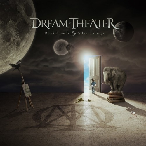 Dream Theater - Black Clouds And Silver Linings (Vinil duplo/180 Gramas/Capa gatefold/Imp)