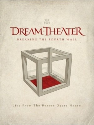 Dream Theater - Breaking The Fourth Wall: Live From The Boston Opera House (DVD/Nac/Duplo)