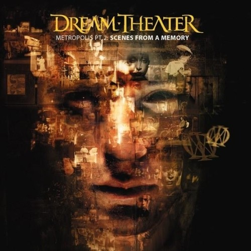 Dream Theater - Metropolis Pt 2: Scenes From A Memory (Nac)