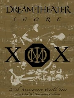 Dream Theater - Score (DVD/Duplo/Nac)
