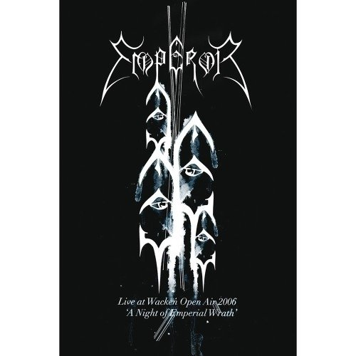 Emperor - Live At Wacken Open Air 2006: A Night Of Emperial Wrath (DVD/Nac)