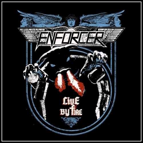 Enforcer - Live By Fire (DVD/CD) (Nac)