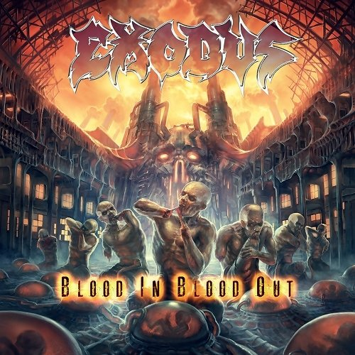 Exodus - Blood In Blood Out (Deluxe Edition) (CD/DVD) (Imp/Digipack)