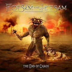 Flotsam And Jetsam - The End Of Chaos (Nac/Slipcase)