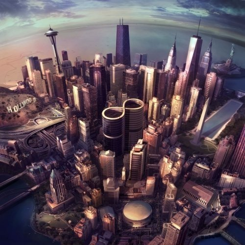 Foo Fighters - Sonic Highways (Nac/Paper Sleeve)