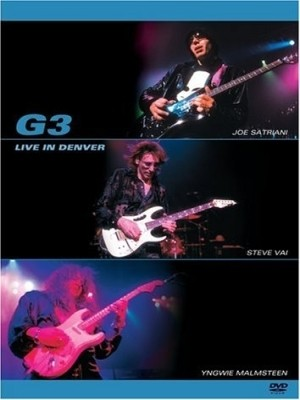 G3 - Live In Denver (DVD/Nac)