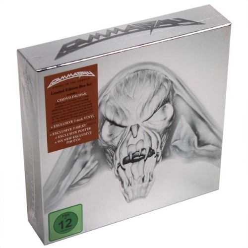 Gamma Ray - Empire Of The Undead (Limited Edition Box Set)