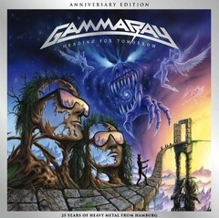 Gamma Ray - Heading For Tomorrow (Anniversary Edition) (Nac/Duplo)